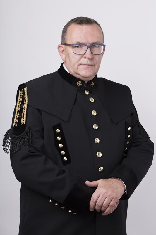 Dyrektor Antoni Giłka