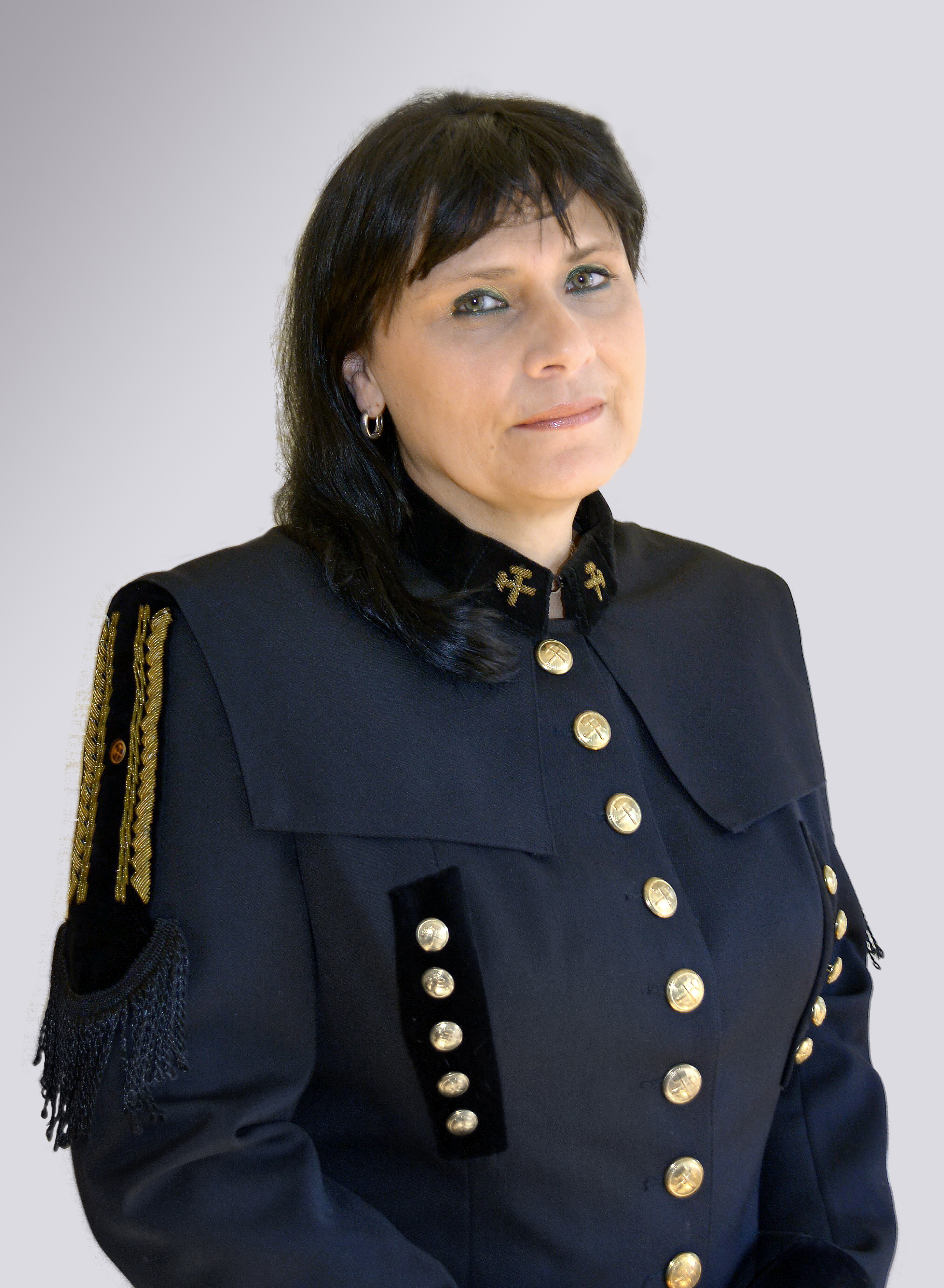 Director General of the State Mining Authority - Mrs Krystyna Samek-Skwara