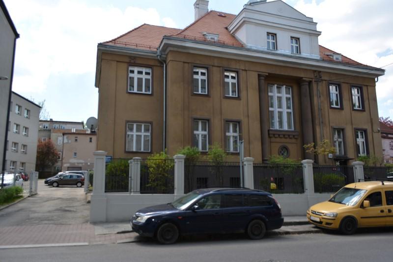 Zdjęcie budynku przy ulicy Poniatowskiego 29