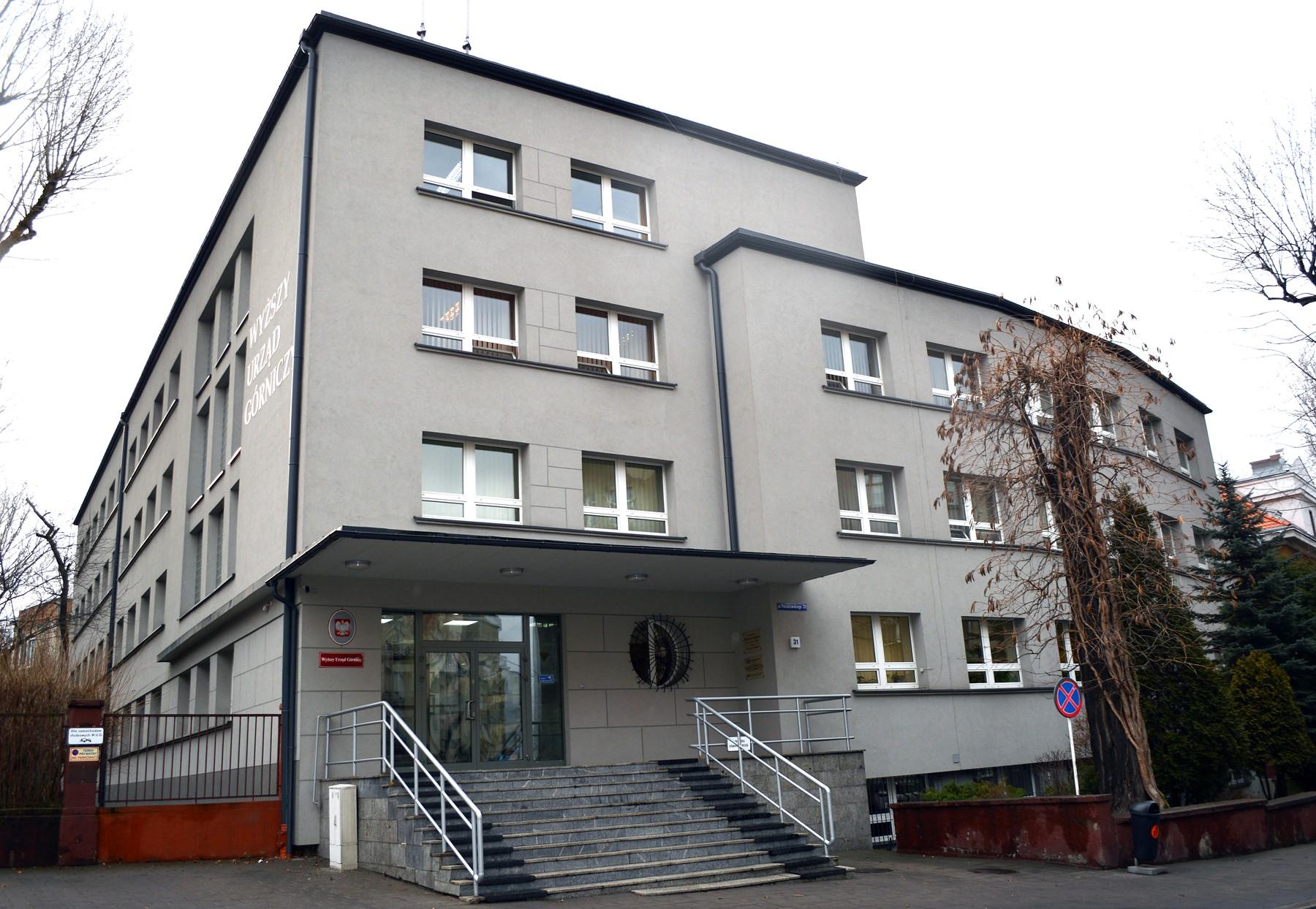 Zdjęcie budynku WUG