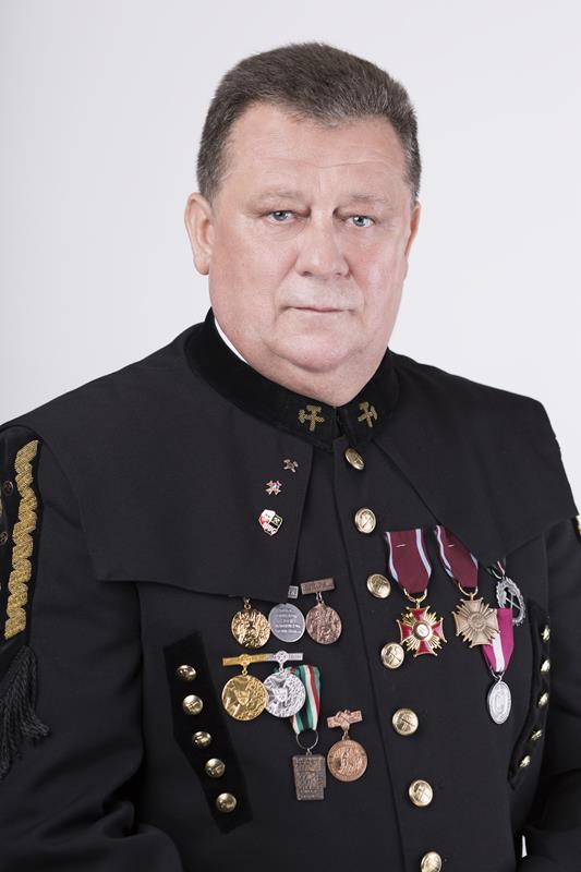 Zdjęcie Wiceprezesa WUG Krzysztof Król
