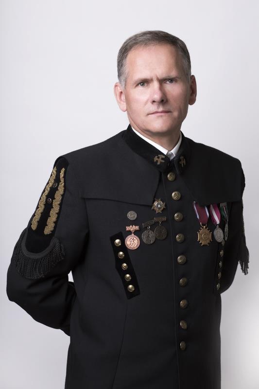 Dyrektor Krzysztof Paraszczuk