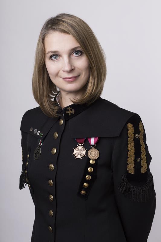 Director Lidia Król