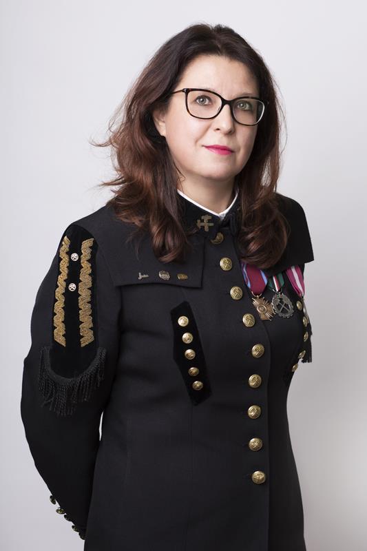 Director Marzena Rabiasz