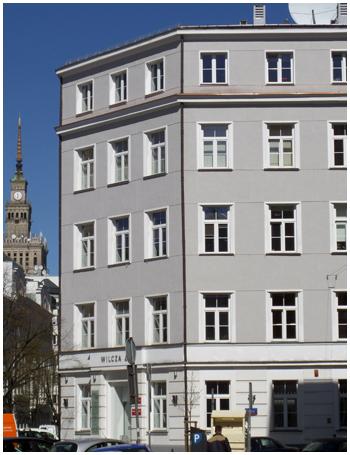 Siedziba OUG Warszawa