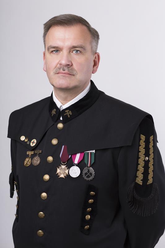 Dyrektor Stefan Spyra